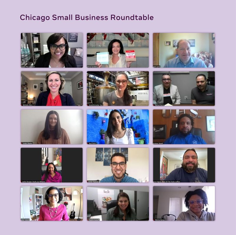 Facebook Small Business Roundtable